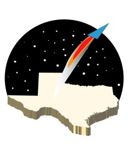 Texas Space Report logo